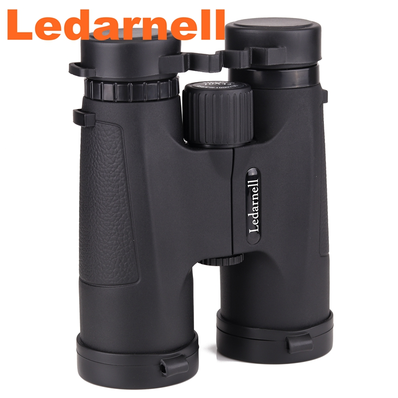 2017 New Big Brand 10X42 HD binoculars nitrogen waterproof binoculars font b telescope b font spotting