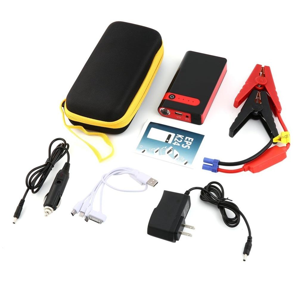 Général CY-20 12 v 8000 mah Portable Jump Starter Multi-Fonction De Voiture Banque D'alimentation de Secours Chargeur Booster pour Voiture