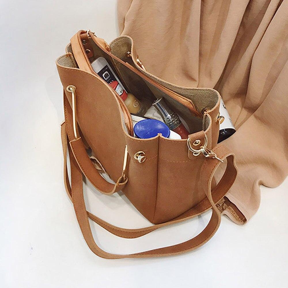 067f87837059 Aelicy luxury Women 2 Set Handbag Shoulder Bags Pieces Tote Bag ...
