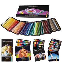 Colored Pencils Sanford Sharpener Soft Core  material escolar Prismacolor Premier Mixed Media Set Colored Pencils-Art Stix-Pen