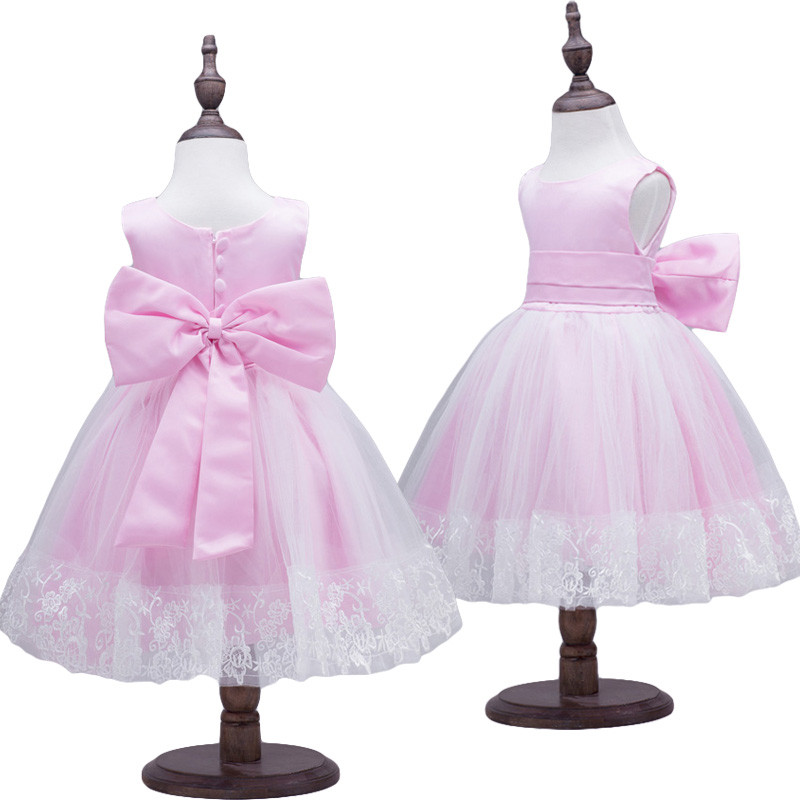 Подробнее о 2016 New Summer Dress Girl Children Clothing Kids Clothes Flower Girls Dresses For 2 -6 yrs Party Princess Dresses Kids Clothes vintage toddler kids dresses for girls 2017 new formal designer clothes flower princess girl dress children clothing party wear