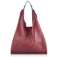 2017 New Cow Leather Ladies Hand Bags Women Genuine Leather Hobos Shoulder Bag Simple Joker Designer