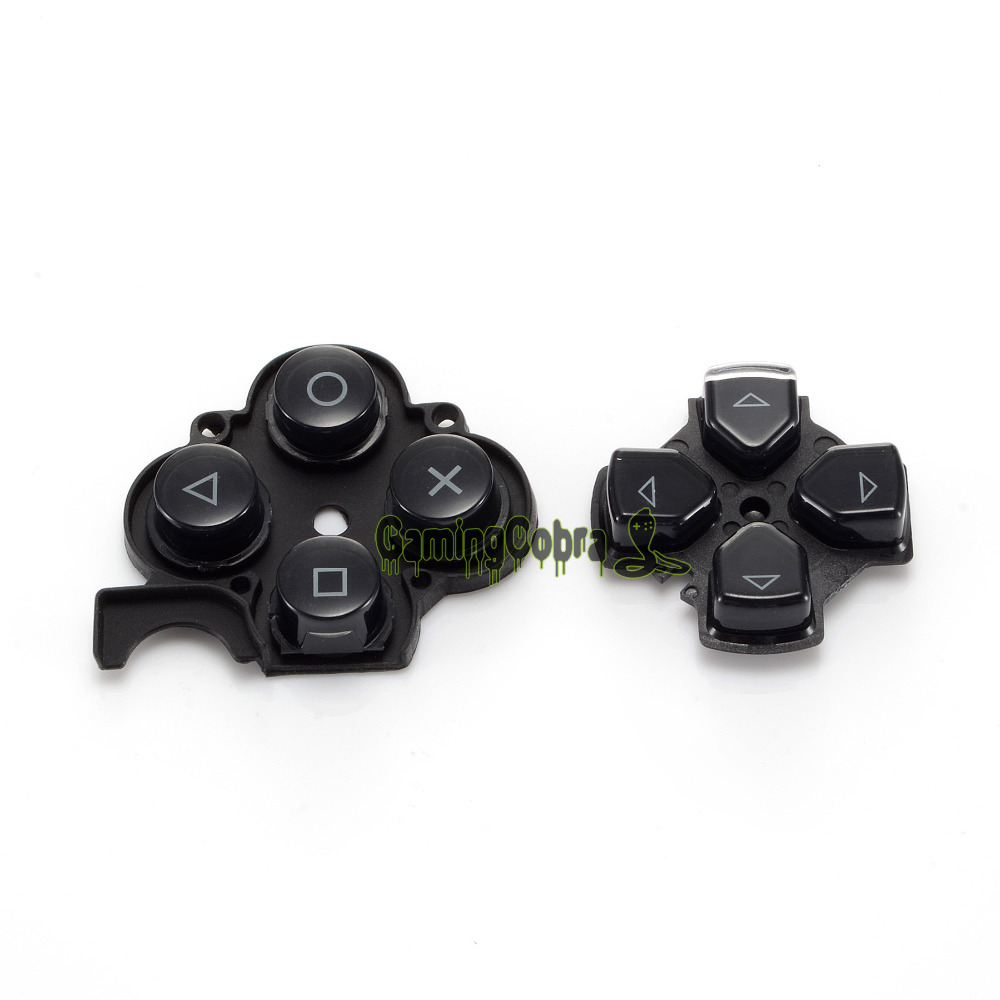 все цены на Replacement Parts Cross Pad Volume Start Button Black for Sony PSP 3000 Series