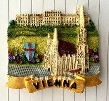 Austria Vienna refrigerator stickers