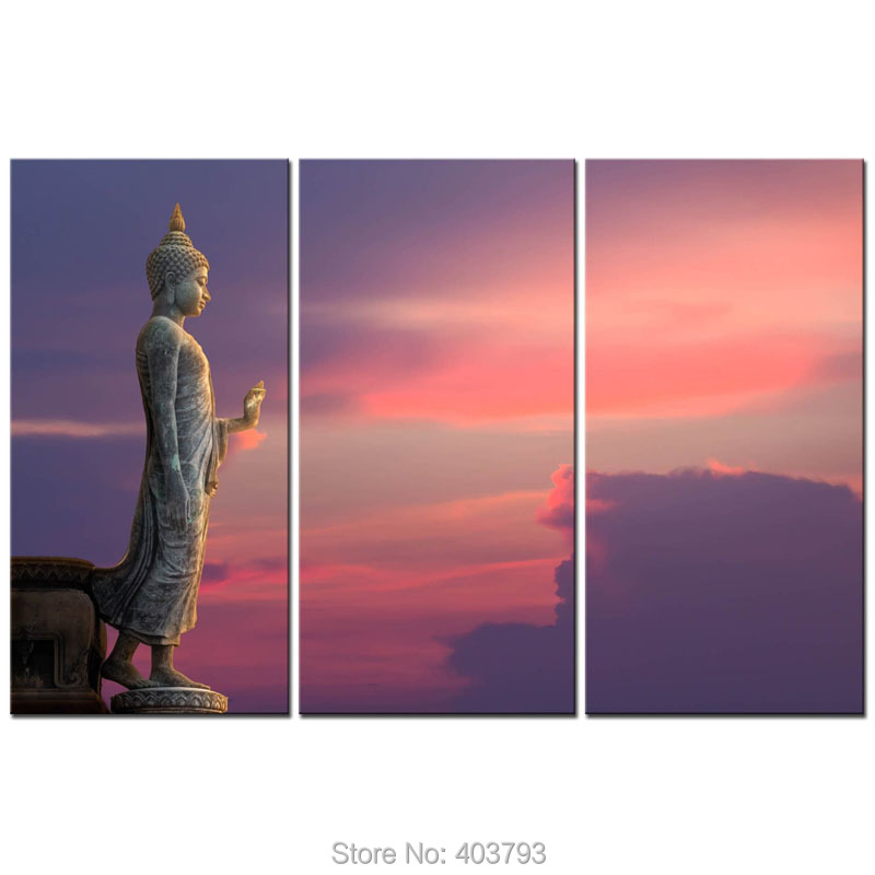 Magnificent Buddha Paintings For Living Room Picture Collection ...