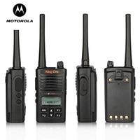 מכשיר הקשר שני מוטורולה ורטקס תקן VZ-D135 מכשיר הקשר 128 ערוץ שני WayRadio UHF תדירות Portable Ham Radio HF Transceive (2)