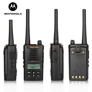 Image 2 - 모토로라 버텍스 표준 VZ D135 워키 토키 128 채널 2 웨이 라디오 uhf 주파수 휴대용 햄 라디오 hf 트랜시버