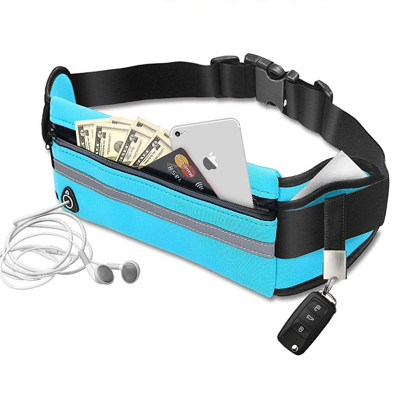 Fanny Pack for Women Waist Bag Belt Men Bum Bag for Travelling Multi Function Pochete Heuptas Sac Banane Phone Wallet Pouch цена