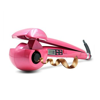 LCD Display Professional Hair Curler Styling Tools Female Automatic Wand Ceramic Heating Care Wave Anti-permTool Intelligent 1