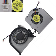 New Laptop Cooling Fan For HP pavilion DV6-7000 DV7-7000 series NEW Laptop CPU Cooling FAN Replacement(China)