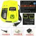 100-240 v Ladegerät für Ryobi P117 P131 P 100 P101 P102 P103 P104 P105 P106 P107 12 v 14 4 v 18 v NI-CD NI-MH Li-Ion Batterie power tool