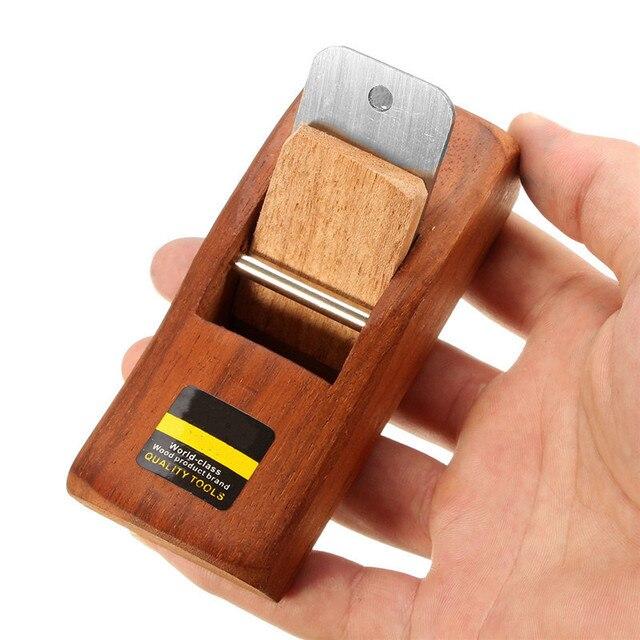 4 100mm Mini Japanese Hand Planer Carpenter Hard Wood Hand Tools