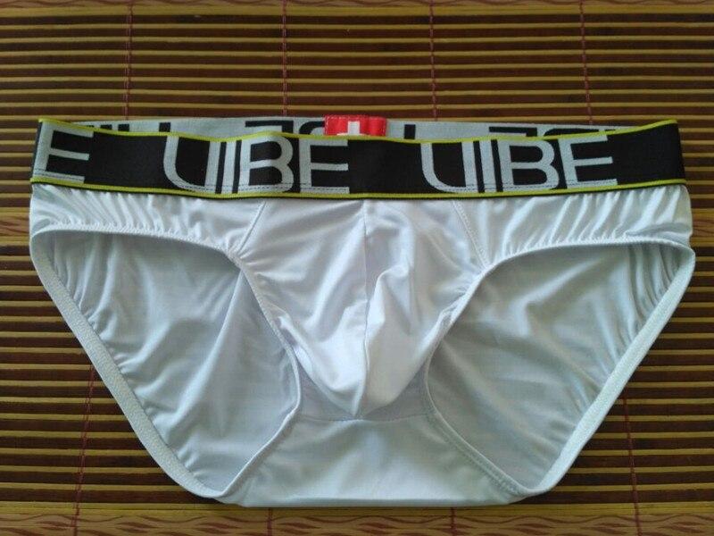 f47c7a46bc36 Última venta de moda marca hombres calzoncillos ropa interior hombres Ultra  delgada pantalones cortos Hombre calzoncillos ropa interior bragas en de en  ...