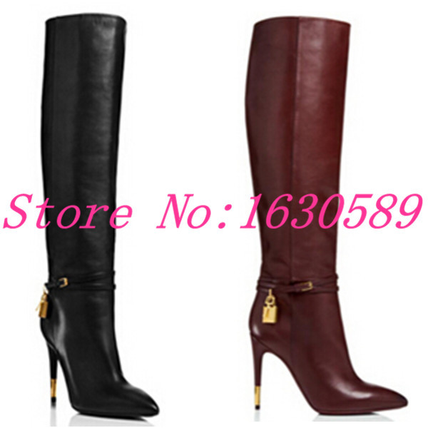 Knee High Cowboy Boots Promotion-Shop for Promotional Knee High