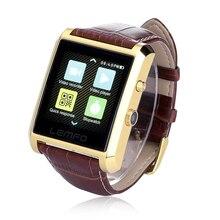 Smart watch mit bluetooth tragbare geräte für iphone 5 6 7 plus htc xiaomi meizu sony huawei samsung s6 s5 s4 anmerkung3 Smartwatch