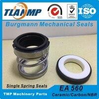EA560 14 Shaft Size 14mm Eagle Burgmann Single Spring Elastomer Bellows Mechanical Seals With O Ring