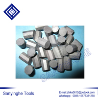 Free Shipping 1KG YG8 T107 T110 Hard Alloy Carbide Geological Mine Rock Cutter Head Teeth Octagonal