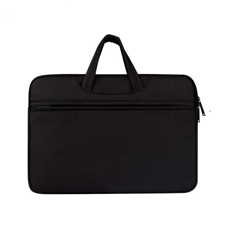 Waterproof Portable Handbag Men/Women Laptop Bag Business Computer Case Briefcases Notebook Bag Air Pro By 15.6 Inches