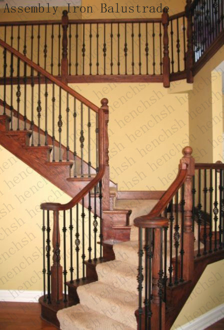 wrought iron balusters home depot lowes assembly handrail font baluster railing stair