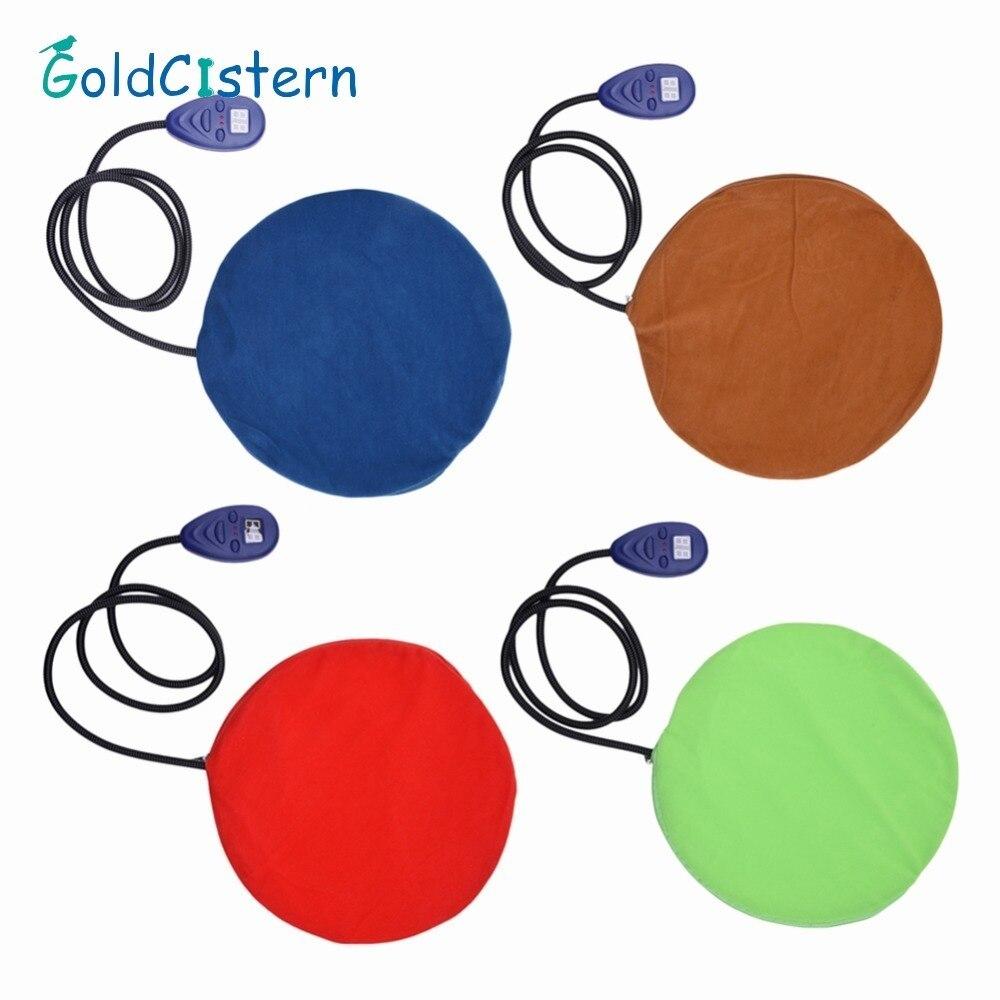 4 Colori Pet Pad di Riscaldamento Pet Dog Cat Impermeabile Elettrico Pad riscaldatore Scaldino Mat Bed Coperta Rilievo di Riscaldamento con indicazione LED 12 V