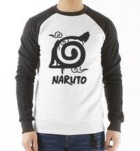 Naruto raglan sleeve sweatshirt  (4 Colors)