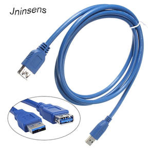 0.3 M 0.5 M 1 M 1.5 M 1.8 M 3 M 3ft High Speed USB 3.0 Extension Cable A Male to