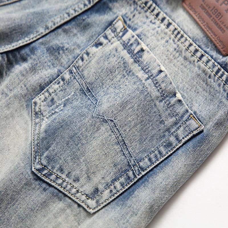 Νέος άνδρες Jean σχεδιασμό τζιν - Ανδρικός ρουχισμός - Φωτογραφία 6