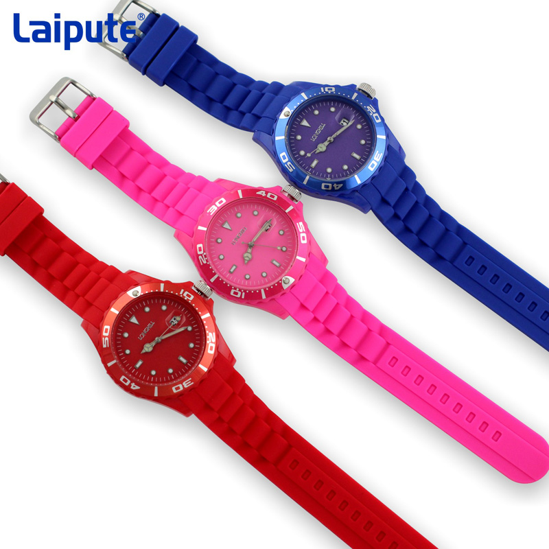 Hot Silicone Watch Unisex Rubber Jelly Candy Women Men Quartz Watches Fashion Leisure Wristwatches 3 Colors Relogio Feminino hot sale jelly silicone rubber candy quartz watch wristwatches for women girls students pink white