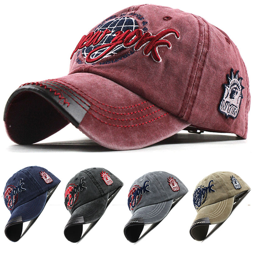 Fashion New Unisex Women Men Summer Brief Embroidered hat Outdoor Cotton High Quality Sunhat Adjustable Caps #4F10 (1)