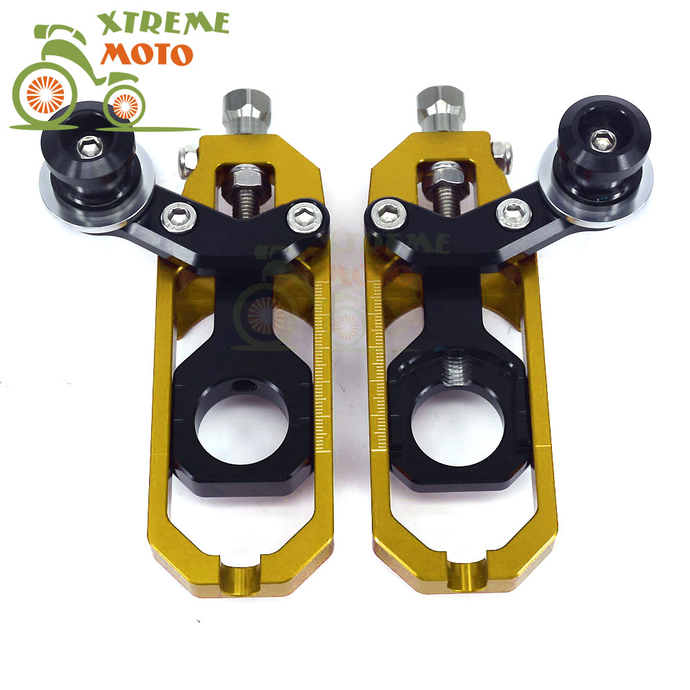 Motorcycle CNC Chain Adjusters Tensioners With Spool Fit for APRILIA RSV4 2010-2014 2010 2011 2012 2013 2014 10 11 12 13 14 чайник endever skyline kr 363