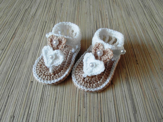 Handmade Crochet Baby Shoes Newborn Infant Baby Boys Girls Knit Wool shoes Baby Crocheted Shoes Crib Shoes