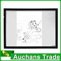 Nova HUION A4 Caixa De Luz Fino LED Animação Desenho Placa de Stencil Tracing Table Pad Caixa De Luz De Desenho Tablet