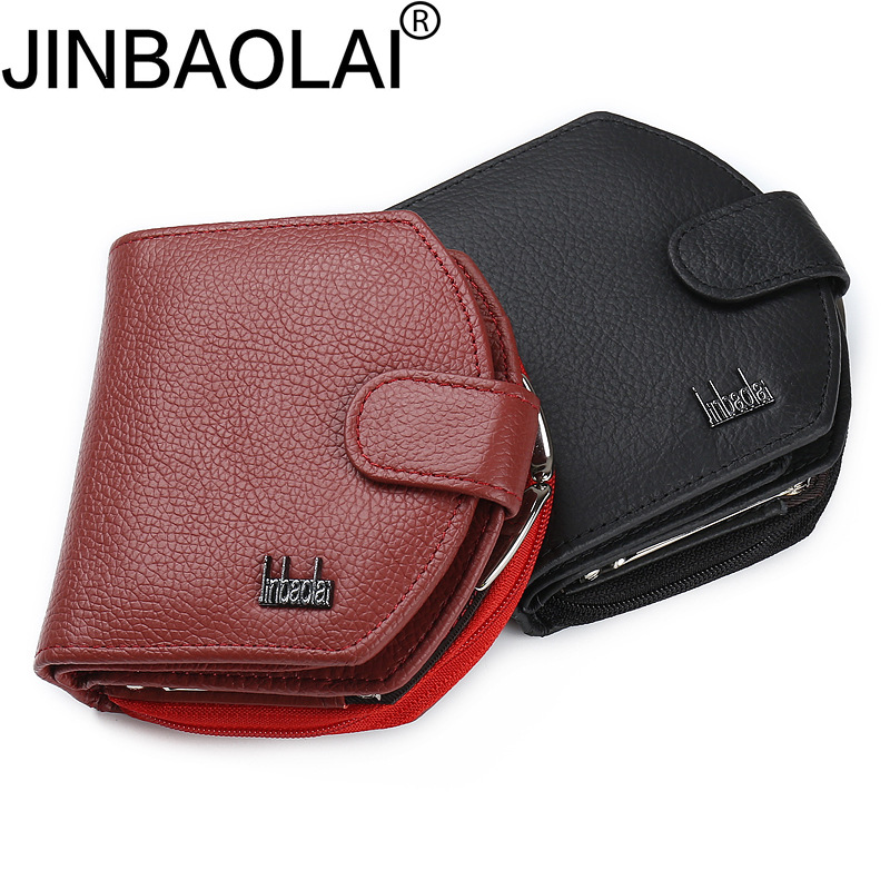 Genuine Leather Zipper Mini Small Money Men Women Change Coin Purse Wallet Holder Female Male For Case Pouch Bag Klachi Kashelek