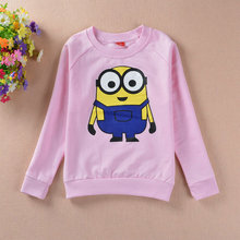 2016 New Vogue Spring Kids's Fleece Excessive High quality Cartoon Woman's Fleece Pretty&Easy Scorching Salling Free Delivery