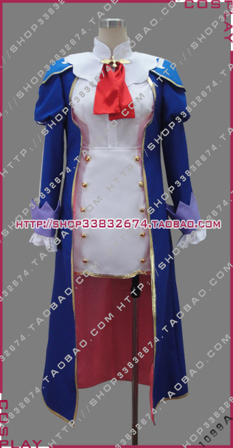 Shining Hearts Airy Ardet Cosplay Costume Custom Any Size