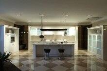 Выпечки отделка high gloss Кухонный шкаф (LH-LA031)
