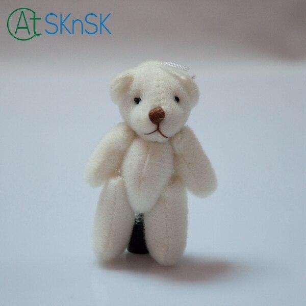keychain doll CDF plush