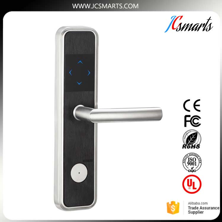 Electronic combination lock hotel room key card system keyless electronic lock made in China