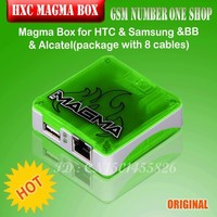 MAGMA BOX WITH FULL 8 CABLES For Xtc Free shipping