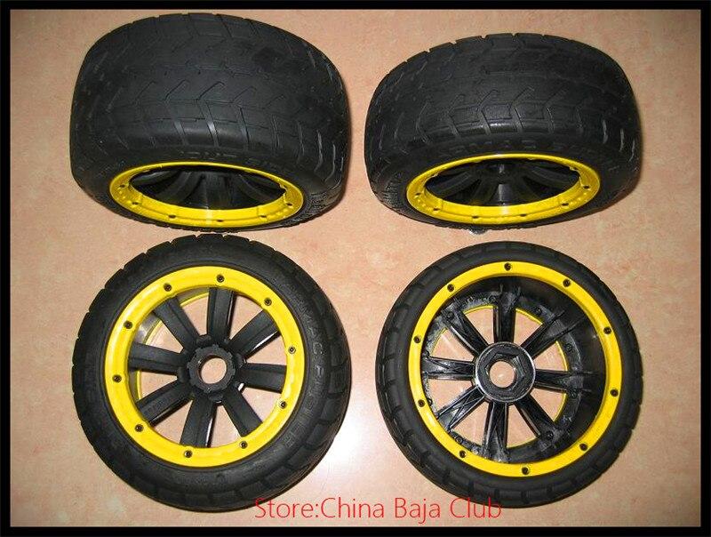 MadMax 1/5 Baja 5B RC road tough tire Superior quality 1 5