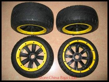 MadMax 1/5 Baja 5B RC road tough tire superior quality