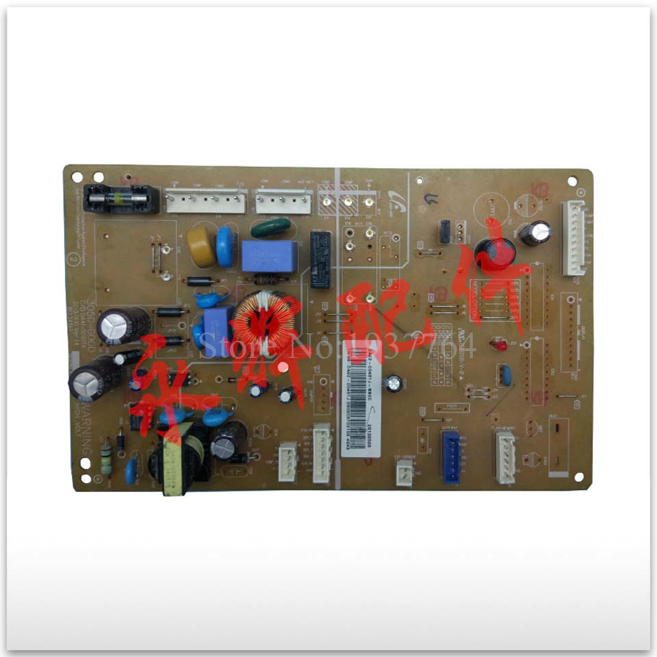 90% new for refrigerator computer board circuit board DA92-00461J DA41-00817A board 95% new for haier refrigerator computer board circuit board bcd 198k 0064000619 driver board good working