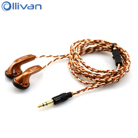 VE ASURA 150ohm Earphone TRRS 2 5 3 5 Balanced Version Earphones High Impedance 150 Ohms