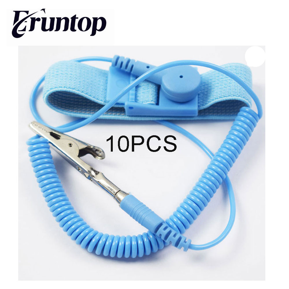 Antistatic ESD Wrist Strap Band Ground Wire High Temperature ...