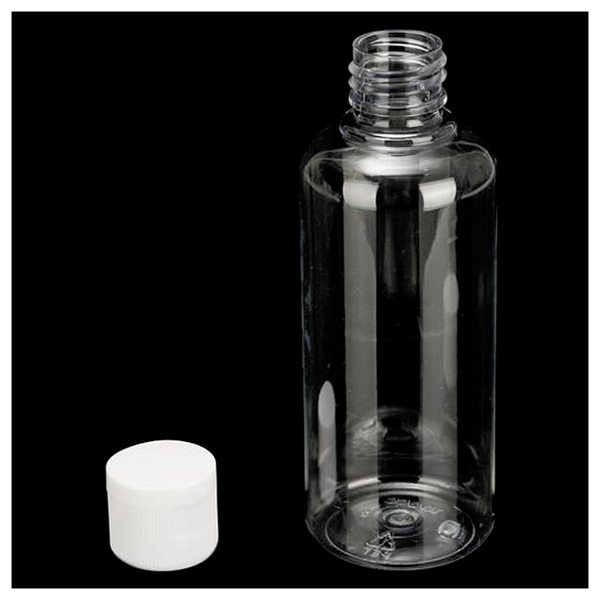New 20 Pieces 100ml Plastic shampoo bottles Plastic Bottles for Travel Container for Cosmetics Lotion 100ml plastic containers for cosmetics travel bottle aluminium tins refillable bottle eyeshadow makeup box powder container