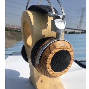 Image 3 - DIY Open Back Headphone Housing 40MM 50MM Speakers Wooden Headphone Headset Shell Cover Case DIY Open Back Headphone Housing