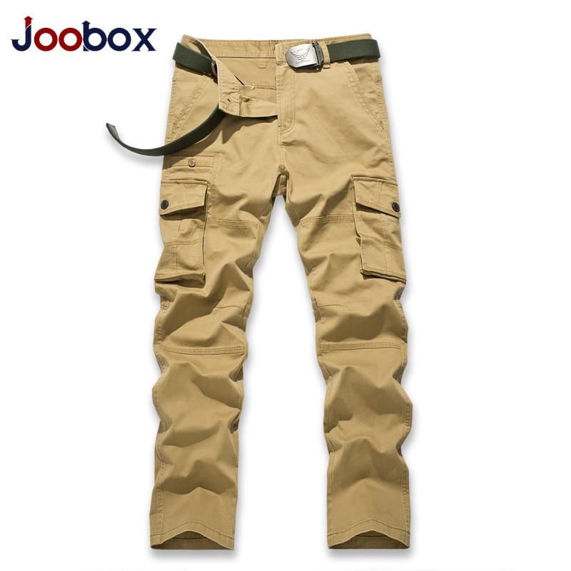 JOOBOX 2017 rudens ziemas ātras, sausas vīriešu bikses, kas - Vīriešu apģērbi - Foto 4