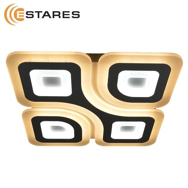 Управляемый светодиодный светильник Geometria Quadrate 85w q-500-white-220-ip44 Maysun Estares