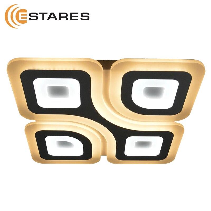 Lampe à LED contrôlable géométrique Quadrate 85 W q-500-white-220-ip44 Maysun Estares