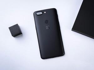 "Image 2 - Original New Unlock Version Oneplus 5T Mobile Phone 4G LTE 6.01"" 6GB RAM 64GB Dual SIM Card Snapdragon 835 Android Smartphone"